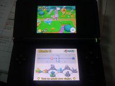Día 27: Jugando (Playing). #FMSPhotoADay Jugando New Super Mario Bros en mi Nintendo DS.