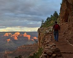 Challenging but worthwhile hikes: Grand Canyon Bright Angel Trail