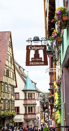 Riquewihr, Alsace, F
