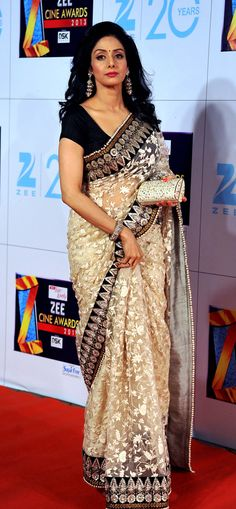 Sridevi #Bollywood #Fashion
