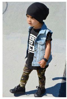 . Toddler Swag, Toddler Boy Fashion, Little Boy Fashion, Toddler Boy Outfits, Toddler Boys, Kids Outfits, Kids Fashion, Baby Boy Swag, Baby Boy Dress