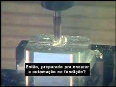 Aula 06   Processos de Fabricação   Automação da Fundição