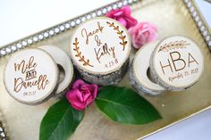 Custom Engraved Rustic Ring Boxes See more here: https://www.etsy.com/listing/519188795/rustic-personalized-ring-box-rustic?ref=shop_home_active_2