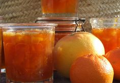 This looks great -- I don't have bitter oranges so the mix of lemons & grapefruit with a regular orange sounds like it would make a yummy marmalade. Marmelade Recipe, Grapefruit Marmalade, Orange Season, Jaune Orange, Orange Color, Orange Orange, Yellow, Orange You Glad, Orange Crush