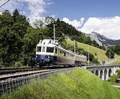 retro train Oberland - TPF