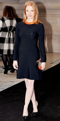 I love how pale she is, it makes me feel better!