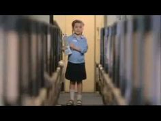 The Best Cutest adorable In flight safety video In flight attendant