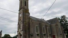 L'église de Saint-Roch. Pontchâteau