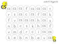 Betűlabirintus: b, gy, cs Home Learning, Word Search, Activities For Kids, Blog, Autism, Google, Dyslexia, Children Activities, Blogging