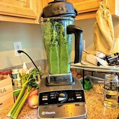 Best way to start the day!  #greens #juicing #detox #gettinghealthier #nutrition