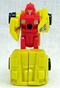 Transformers Original G1 1984 Minibot Cosmos Complete LQQK VERY NICE!!