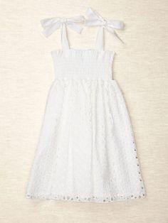 Eyelet Dress by Ciel by Halabaloo - http://www.gilt.com/invite/saltspringislandgirl