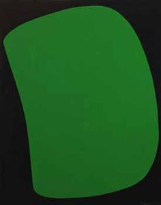 Private sale of work by Lawrence Paul Yuxweluptun - Green Ovoid. Residential Schools, Fine Art Auctions, Anything Is Possible, British Columbia, Vancouver, Death, Canada, Colour, Feelings