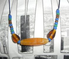 Halskette happiness von FKBMarts auf Etsy