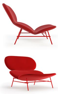 Nice Relaxing Kanom Lounge Chair From ThinkkStudio | Banana Leaves, Bananas And  Leaves Photo Gallery