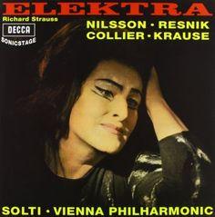 Richard Strauss - Elektra 180Gr (2LP) Nilsson, Resnik, Collier, Krause - Yeni Plaklar - Audioavm http://www.audioavm.com/Richard-Strauss-Elektra-180Gr-2LP-Nilsson-Resnik-Collier-Krause,PR-3180.html