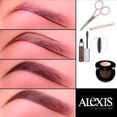 ¡Saber maquillar tus cejas es vital para un maquillaje perfecto! Aprende cómo debes hacerlo: