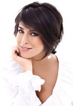 Fernanda paes leme cabelo curto