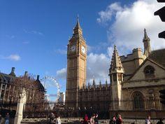 London parliament.  Great Britain.