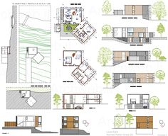 Norman Fisher House dwg drawings