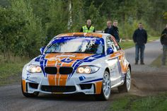 BMW 1-Series (E81) Rally Car
