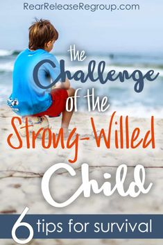 Challenge of the strong-willed child; 6 tips to survival. 6 tips for how I successfully turned the crazy train around and channeled those strong wills in the right direction! Parenting Websites, Parenting Plan, Parenting Classes, Foster Parenting, Parenting Books, Parenting Teens, Parenting Humor, Parenting Strong Willed Child, Christian Parenting
