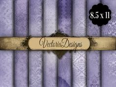 Purple Grunge Damask Digital Paper 8.5 x 11 by VectoriaDesigns  https://www.etsy.com/listing/178519719/purple-grunge-damask-digital-paper-85-x?ref=shop_home_active_20