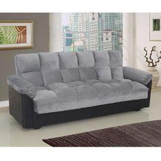 Mirage Klik Klak in Lush Gray | Nebraska Furniture Mart