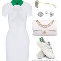 Summer 2015 Style Inspiration: What to Wear to the 2015 US Open Tennis Championships - Fashion Bomb Daily Style Magazine: Celebrity Fashion, Fashion News, What To Wear, Runway Show Reviews