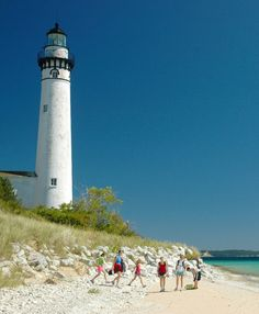 Walking With Nature: Destination Traverse City