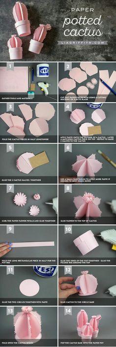hoa làm bằng tay