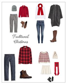 Christmas What to Wear