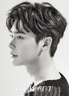 Lee Jong Suk High Cut