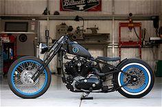 DP Customs Seventy Three Harley Ironhead