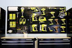 Garage Organization - Bower Power