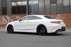 MEC Design prepared a new kit for thenew Mercedes S63 AMG Coupe, which features lower mounts, new 22 inch wheels and a sports exhaust. Description from blog.vehiclejar.com. I searched for this on bing.com/images