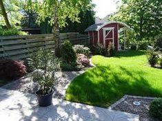 reihenhausgarten eckgrundstück | garten | pinterest | garden, Garten und bauen