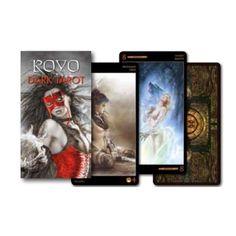 Luis Royo, Tarot, Darkness, The Originals, Tarot Cards, Tarot Decks