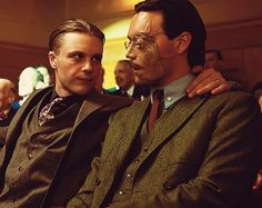 Boardwalk Empire - Jimmy Darmody and Richard Harrow