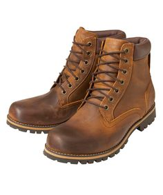 "Men's Timberland Earthkeepers Rugged 6"" Plain Toe Boot"