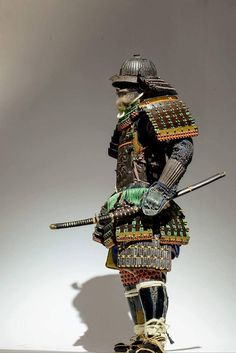 Kabuto Samurai, Samurai Weapons, Samurai Armor, Cherry Blossom Japan, Ghost Of Tsushima, Japanese Warrior, Leagues Under The Sea, Art Japonais, Military Modelling