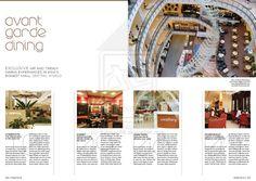 magazine spreads design - Google Search