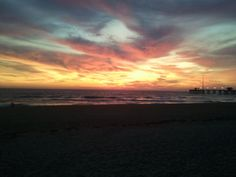 Sunrise on the Outer Banks of NC