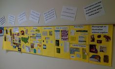 Teaching to Inspire: Text Features, Text Features...