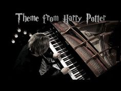Harry Potter Theme - Incredible Piano Solo of Jarrod Radnich by ThePianoGuys. WOW - what a fantastic way to stage a piano solo! Harry Potter Thema, Harry Potter Gif, I Love Music, Piano Man, Piano Guys, Only Play, Hilario, Music Classroom, Mischief Managed