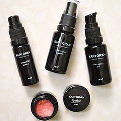 Kari Gran Skincare review, nontoxic & green beauty www.freelovebeauty.com