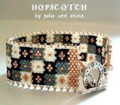 HOPSCOTCH Bracelet Pattern