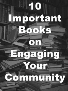 Your church should be a blessing to its community. Here is a list of 10 books that can help pastors and leaders start to think through community engagement. New Books, Books To Read, Church Outreach, Survival Books, Consumer Culture, Field Guide, Get Excited, A Blessing, Facebook Sign Up