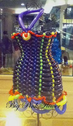 Balloon Dress, Balloon Arch, The Balloon, Balloons, Balloon Pillars, Balloon Painting, Pinata Party, Balloon Animals, Party Entertainment