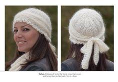 Vintage Hat | AllFreeKnitting.com Free Pattern http://www.allfreeknitting.com/Knit-Hats/vintage-hat/ml/1#